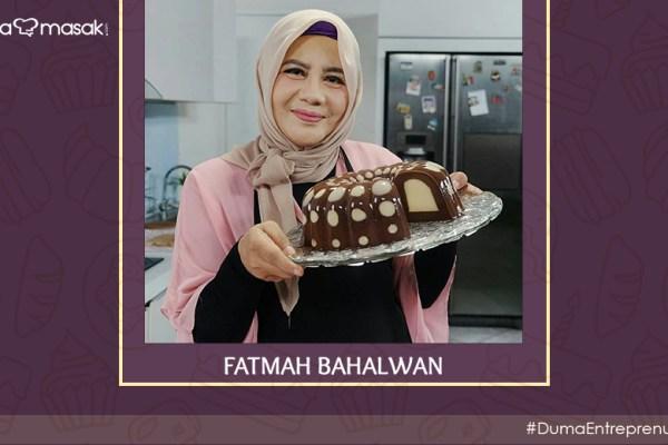 Fatmah Bahalwan DuniaMasak Entreprenuer via dok. pribadi