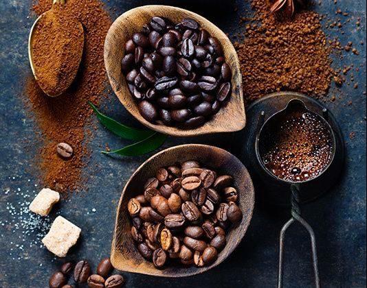 Bahan-bahan kopi via pinterest