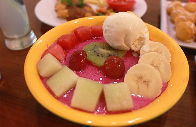 dessert enak di Kimi-kimi fruit Dessert dok. duniamasak.com