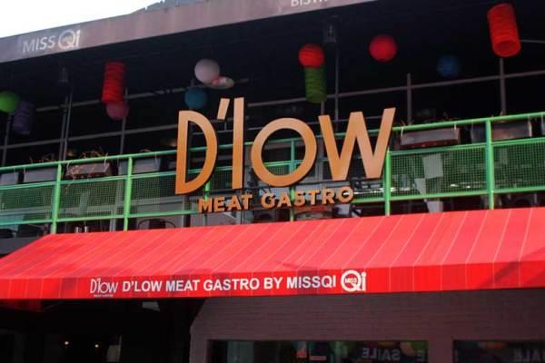 D'low Meat Gastro via duniamasak