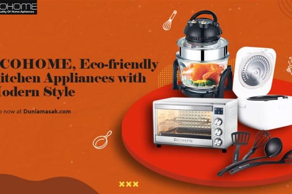 Ecohome artikel rekomendasi review product unboxing dok. duniamasak