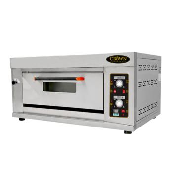 Jual Electric Oven Pizza 1 Deck Listrik CROWN WP-10E via duniamasak
