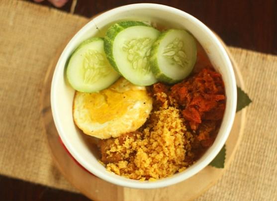 Nasi Ayam Fillet Sambal Geprek dok. duniamasak
