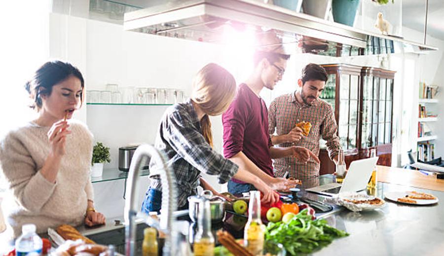 Psikologi memasak ala duniamasak via shutterstock.com