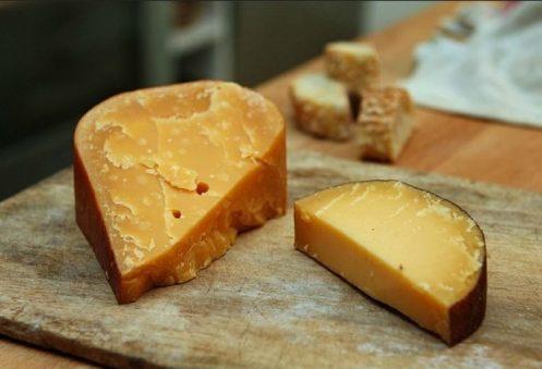 Gouda Cheese Via www.thehealthyhomeeconomist.com