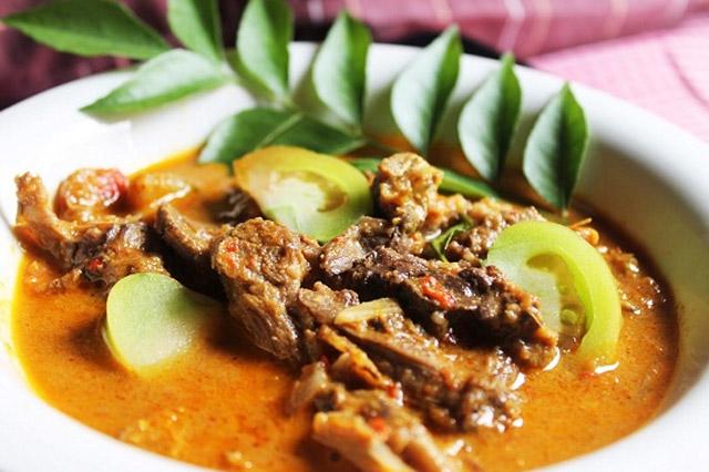 Gulai sebagai makanan nusantara via selerasa.com