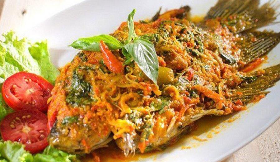 Kuliner khas Batak Arsik via primadaily ala tim duniamasak.com