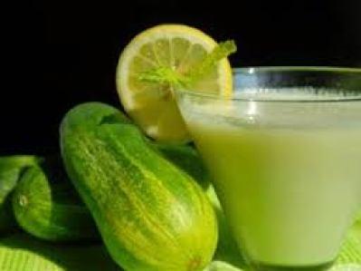 Jus Mentimun Lemon untuk Diet Sehat via zonakesehatan.info