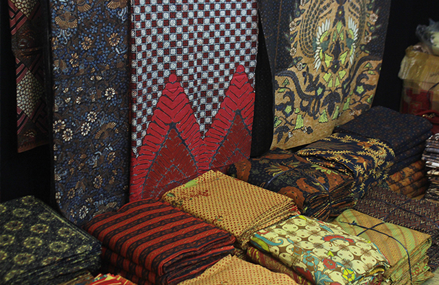 Indocraft 2019 Pameran Batik Nusantara dok duniamasak