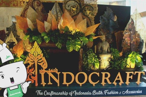 Indocraft 2019 dok duniamasak