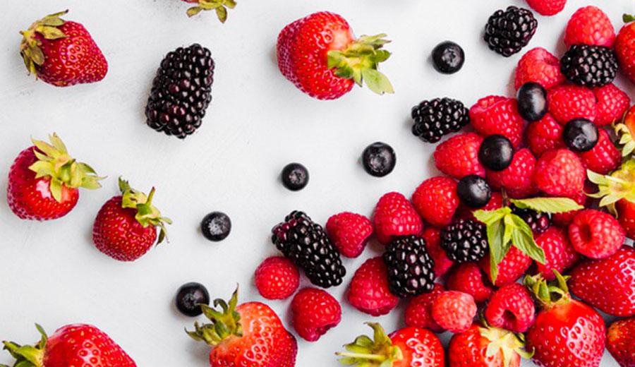 Jenis berry via freepik ala duniamasak