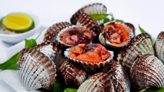 Kerang Favorit via Travel.tribunnews.com