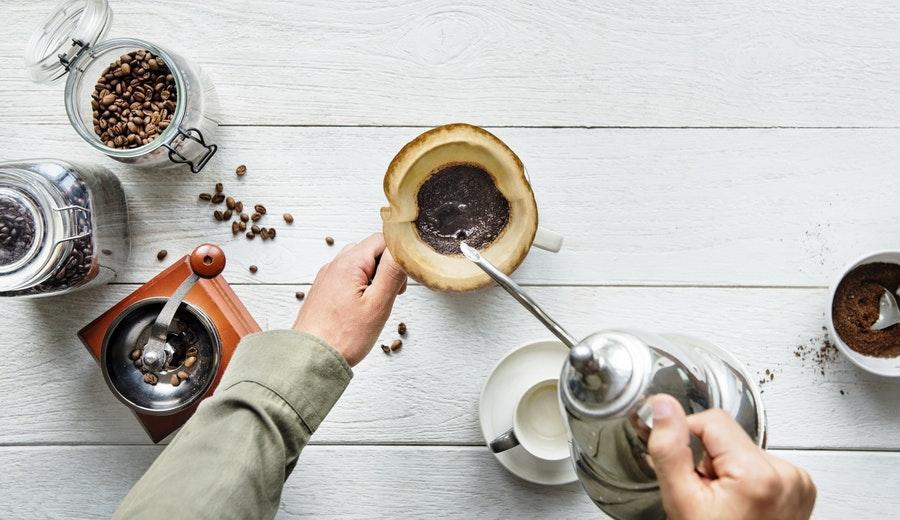 efek samping dari minum kopi ala duniamasak via pexels.com