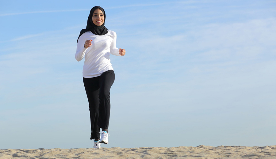 Tetap Olahraga Selama Ramadhan via www.justrunlah.com