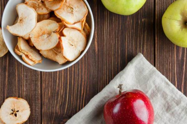 Macam-macam keripik buah apel via freepik ala tim duniamasak