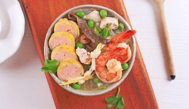 Sup Pangsit Jepara via review.bukalapak.com ala duniamasak