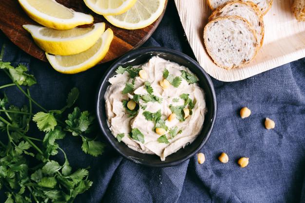 Hummus via freepik ala duniamasak