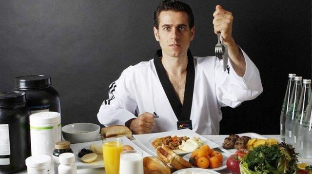 Makanan wajib atlet via www.radarbogor.id