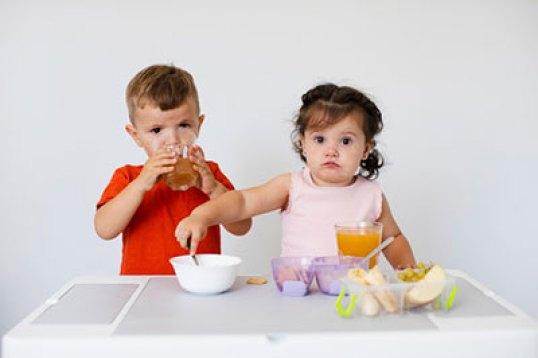 Menu makanan anak sehat via freepik ala tim duniamasak.com