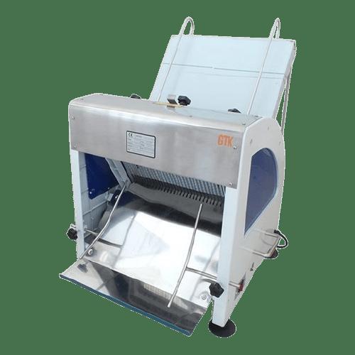 Mesin Pemotong Roti Electric Bread Slicer GTK040006 via duniamasak.com