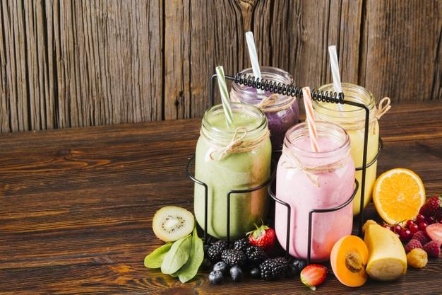Minuman sehat jantung Jus buah via freepik ala duniamasak