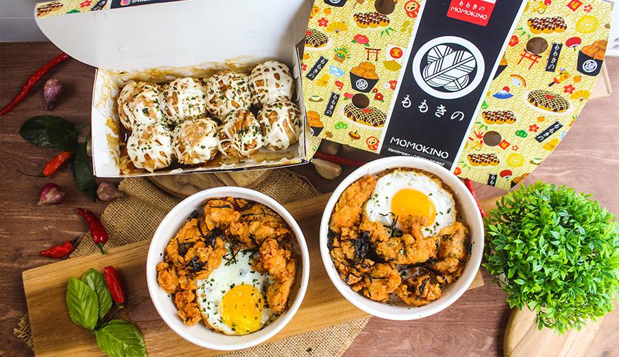 Momokino masakan jepang osaka dok. duniamasak