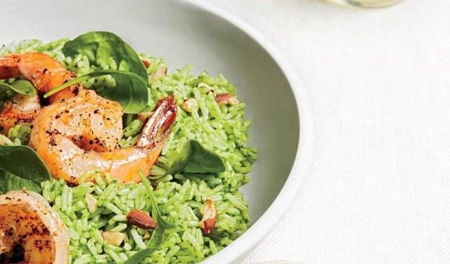 Kreasi nasi via food.idntimes.com