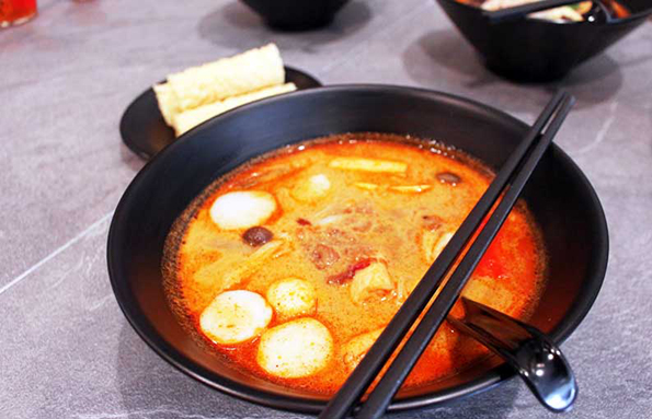 Tom Yum via duniamasak