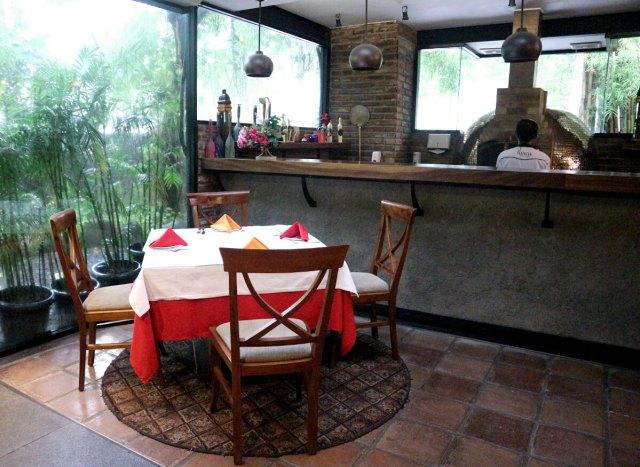 Interior Patio Venue via dok. Duniamasak.com