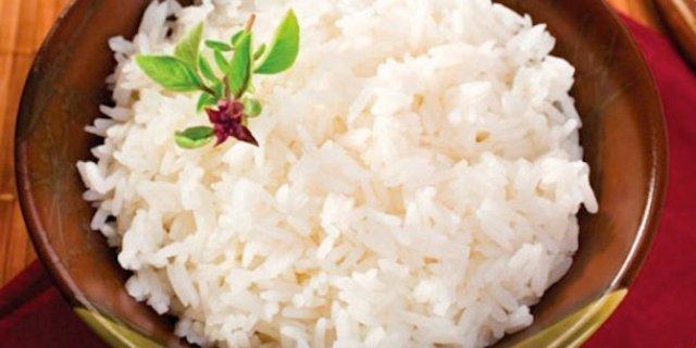 Nasi Putih Via www.merdeka.com