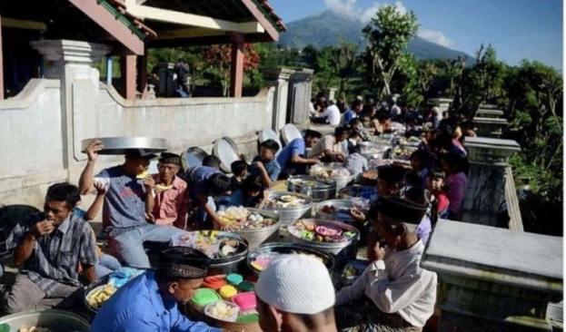 Perayaan isra miraj nyadran via goodnewsfromindonesia.id ala duniamasak