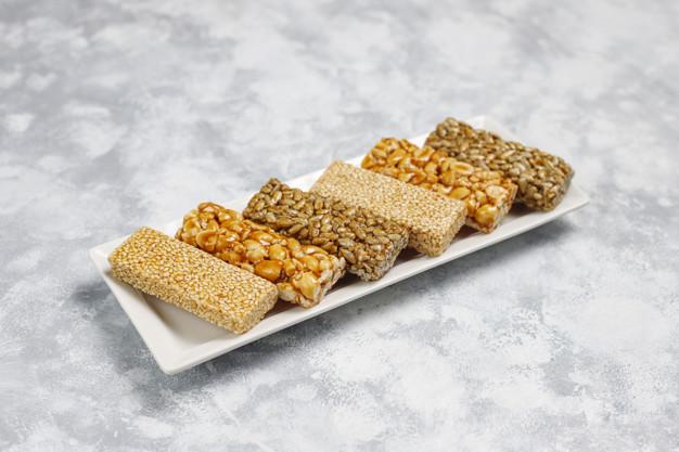 Resep energy bar granola via freepik ala duniamasak