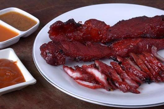 Babi merah panggang charsiu via resepcaca.blogspot.com ala duniamasak