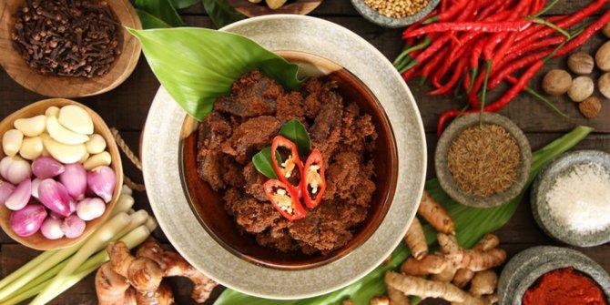 Resep rendang asli via merdeka.com ala tim duniamasak