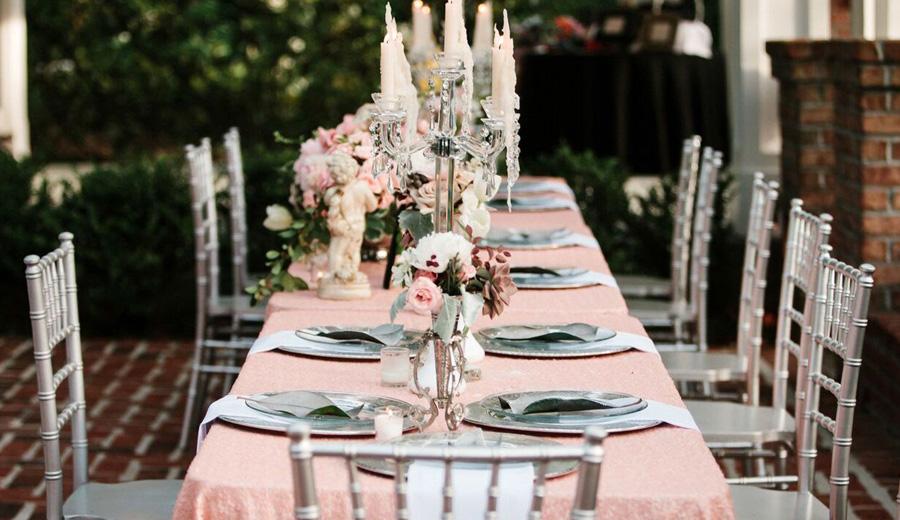Rekomendasi Restoran untuk acara Bridal Shower via theknot.com ala duniamasak