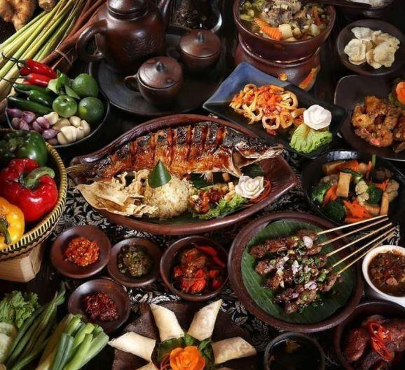Restoran Menu Rempah via IG/rempahwangigroup ala tim duniamasak.com