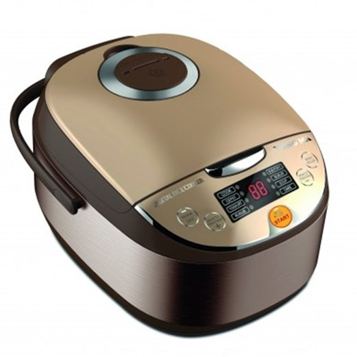 review Rice cooker yong ma via duniamasak.com