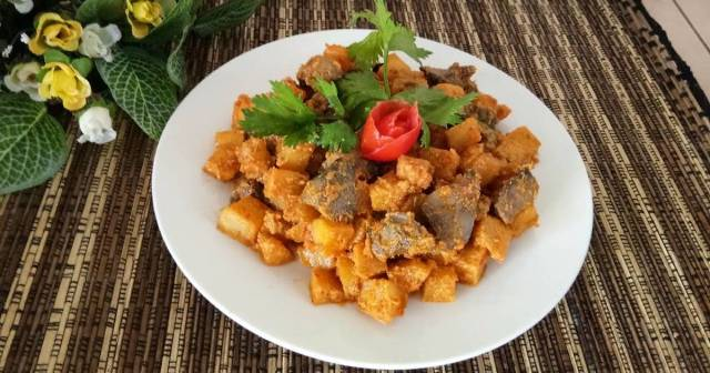 Sambal kentang via dapurkreasi.appsid.org