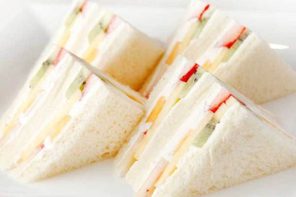 Resep sandwich isi buah via jpninfo.com ala tim duniamasak.com