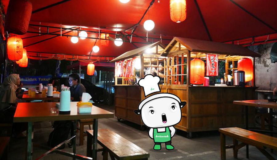 Review Sasaya Japanese BBQ DuniaMasak.com