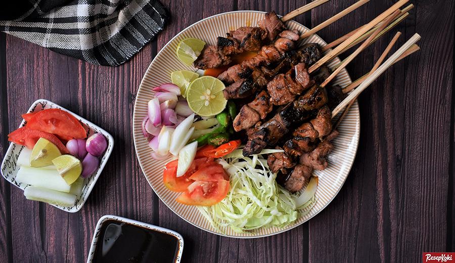 Sate Kambing via resepkoki.com