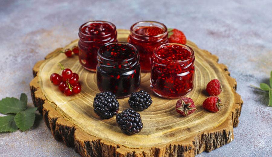 Perbedaan selai jelly dan marmalade via freepik ala duniamasak