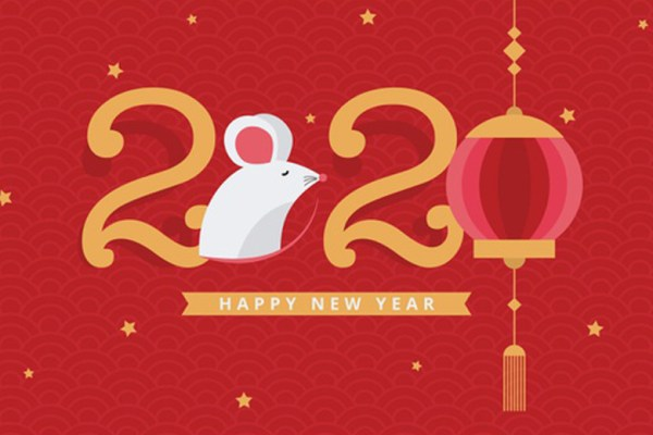 shio tikus 2020 ucapan imlek tahun baru via freepik ala duniamasak