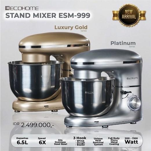 Stand mixer ESM 999 via duniamasak.com