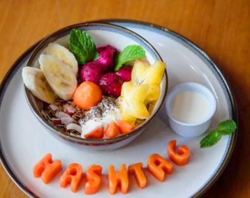 Hashtag Restaurant dok. Hashtag Restaurant ala tim Duniamasak