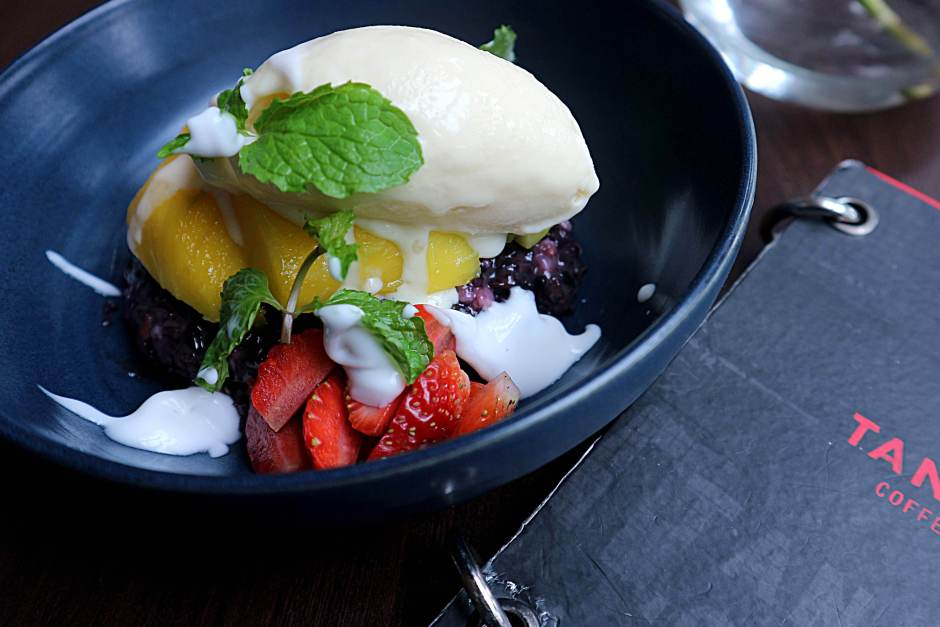 Mango Sticky Rice via dok. Duniamasak.com
