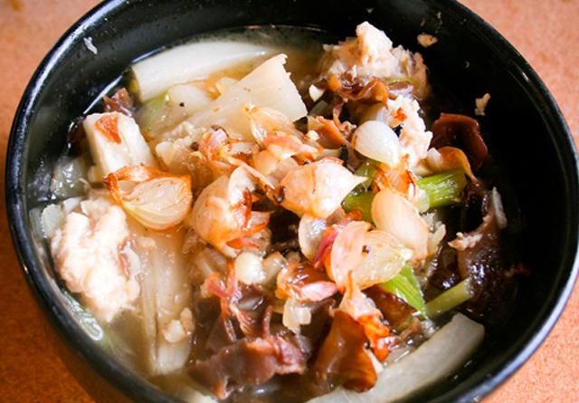 Tekwan makanan favorit via wikihow.com
