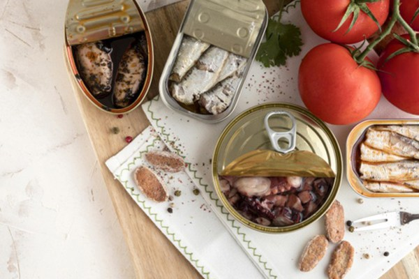 Tips memasak makanan kaleng via freepik ala duniamasak