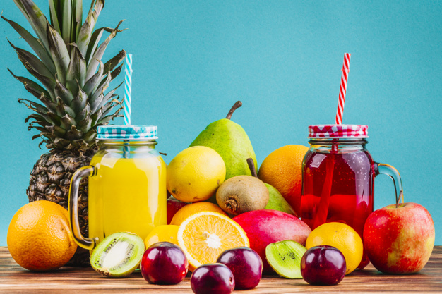 Usaha jus buah via freepik ala tim duniamasak