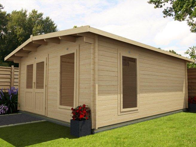 Sunlight Quinera Log Cabin Dunster House